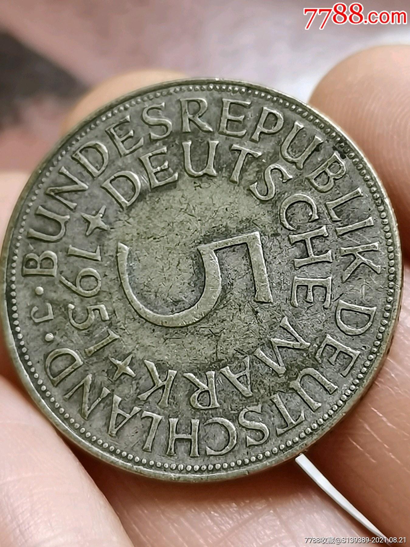 國外銀幣。兩個合拍。。終身保真。品相漂亮。_價格110元_第6張_