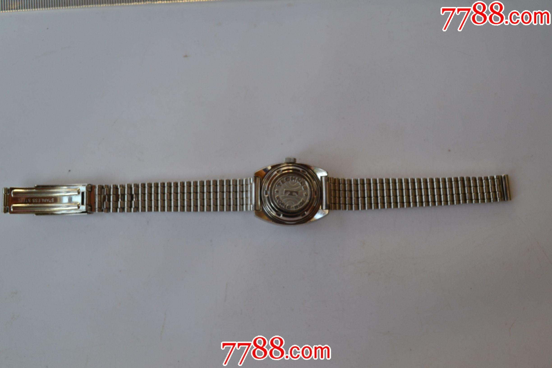 美品瑞士產天克諾牌全自動機械女表(銀肚臍后蓋、eta2551機芯)_價格269元_第25張_