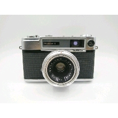 YASHICA-minister-D旁軸/機身編號:MD5071510-¥10 元_傻瓜機/膠片相機_7788網