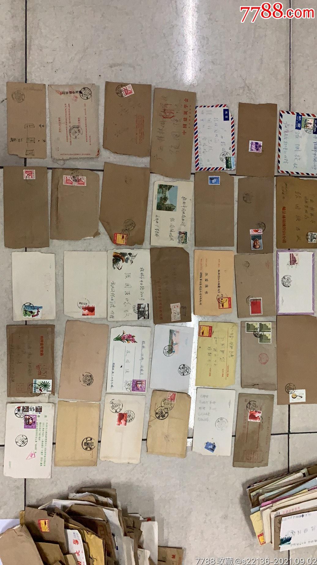 一个人的带信实寄封_价格373元_第3张_