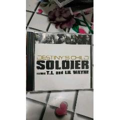 欧美【Destinys_Child--Soldier】㊣CD单曲EP☆天命真女,