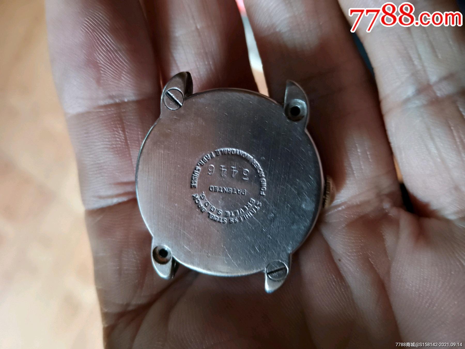 古老的瑞士毫雅专利保护腕表_价格1744元_第6张_