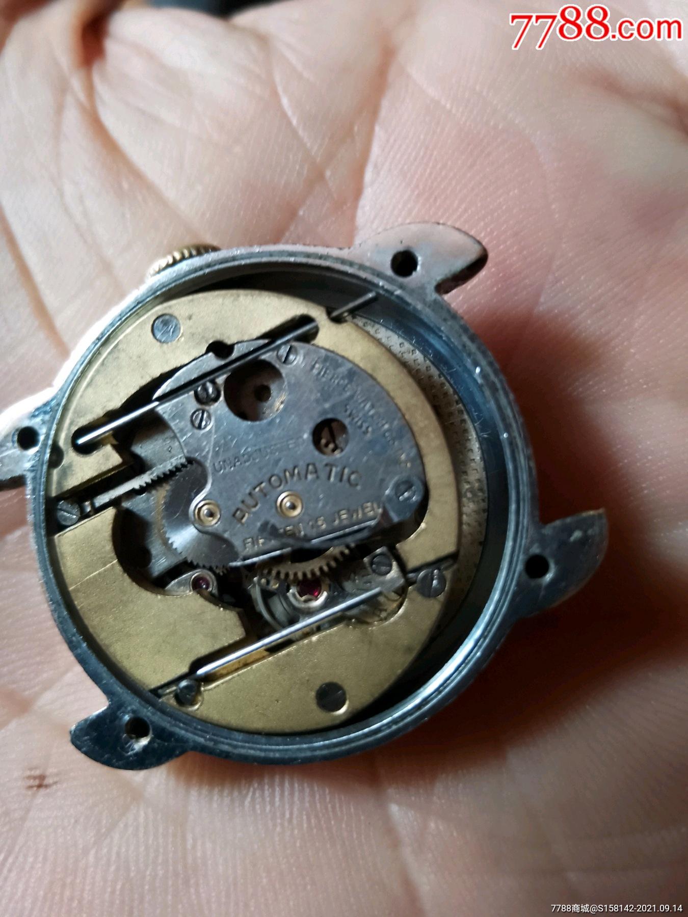 古老的瑞士毫雅专利保护腕表_价格1744元_第8张_