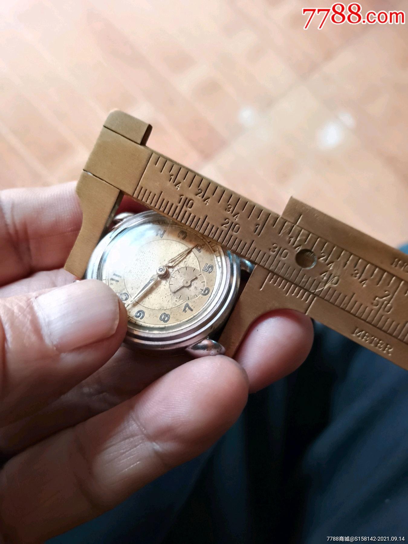 古老的瑞士毫雅专利保护腕表_价格1744元_第11张_
