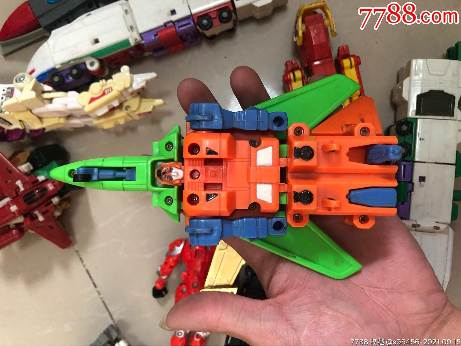 早期变形金刚玩具合拍_价格70元_第3张_