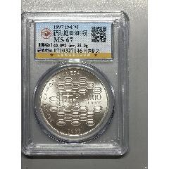 葡萄牙共和国1000ESCUDOS银币