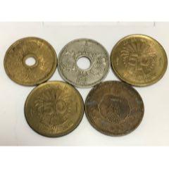 日本钱一组五枚,不同年号不同版本美品(zc27752569)_7788商城__七七八八商品交易平台(7788.com)