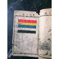 全网孤本,袁世凯时期课本,十分难得少见的历史文献。