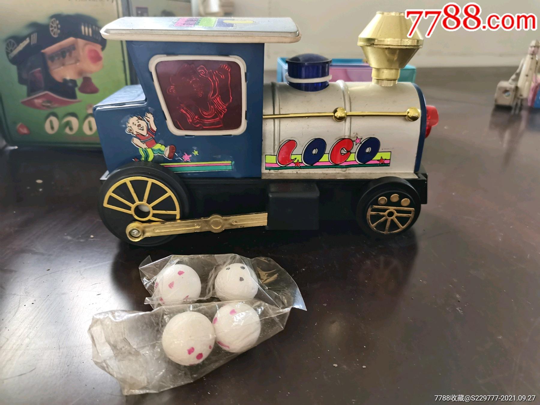 电动玩具小火车车_价格30元_第3张_