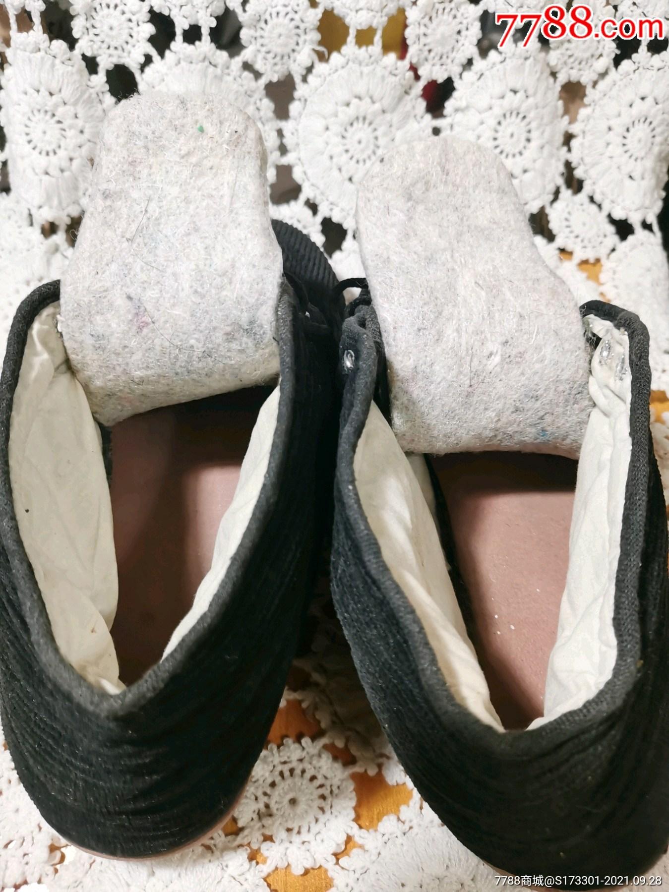 手工棉鞋,未穿用_价格28元_第6张_