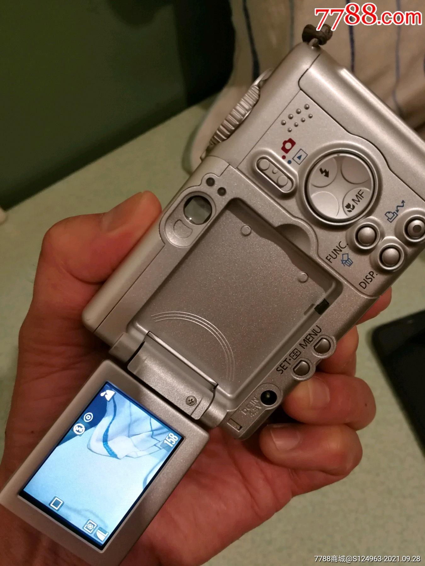 Canonp1099日本原装佳能相机_价格160元_第1张_