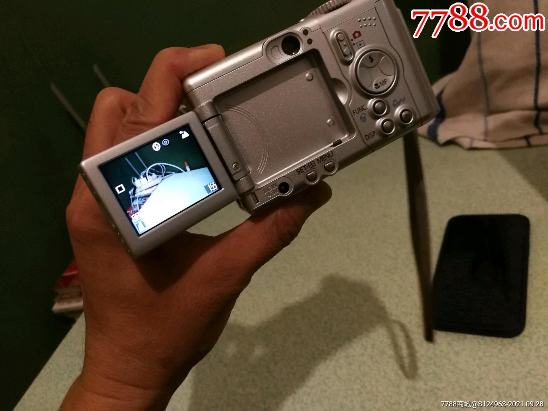 Canonp1099日本原装佳能相机_价格160元_第7张_