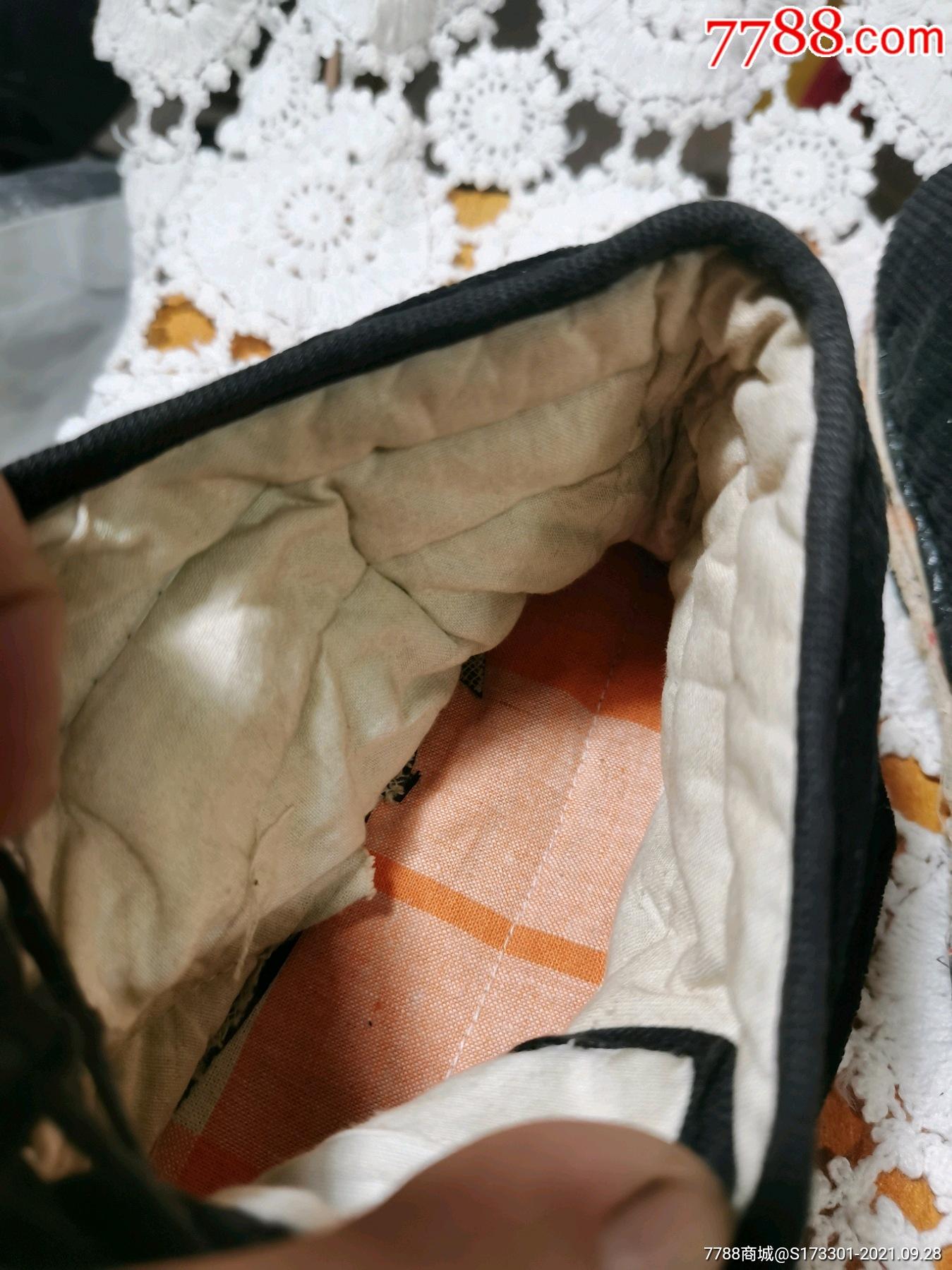 千层底,手工棉鞋,填充厚实_价格28元_第7张_