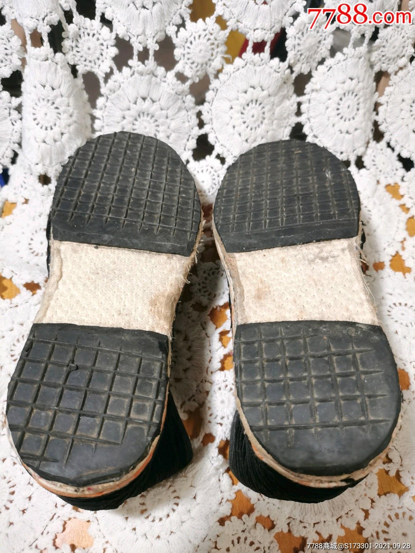 千层底,手工棉鞋,填充厚实_价格28元_第8张_