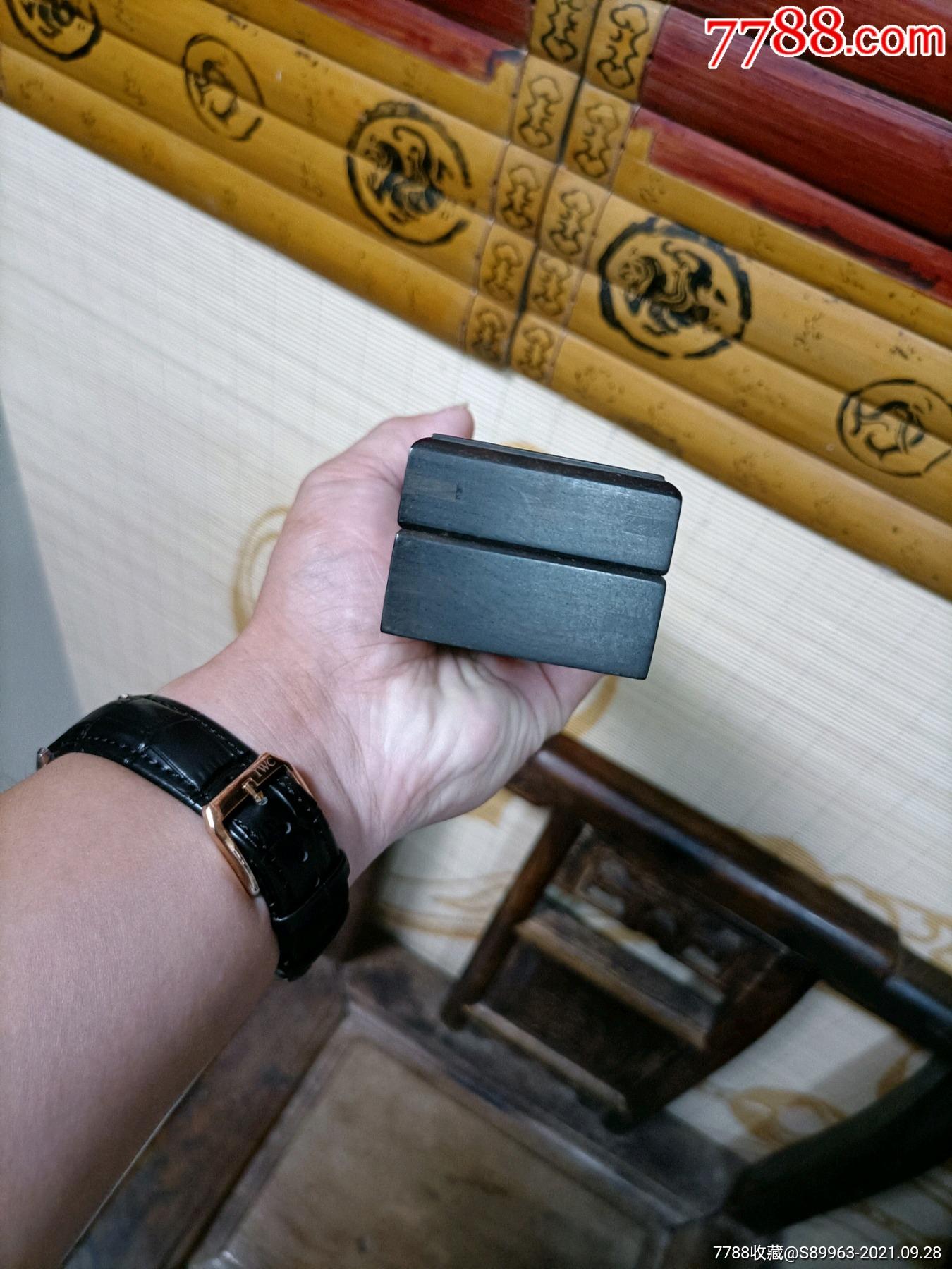 一件红木香盒_价格128元_第8张_