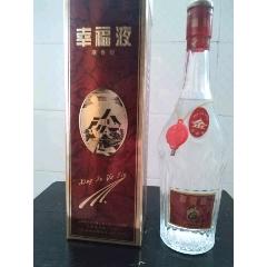 江苏泗洪酒厂:九十年代分金亭幸福液一瓶,