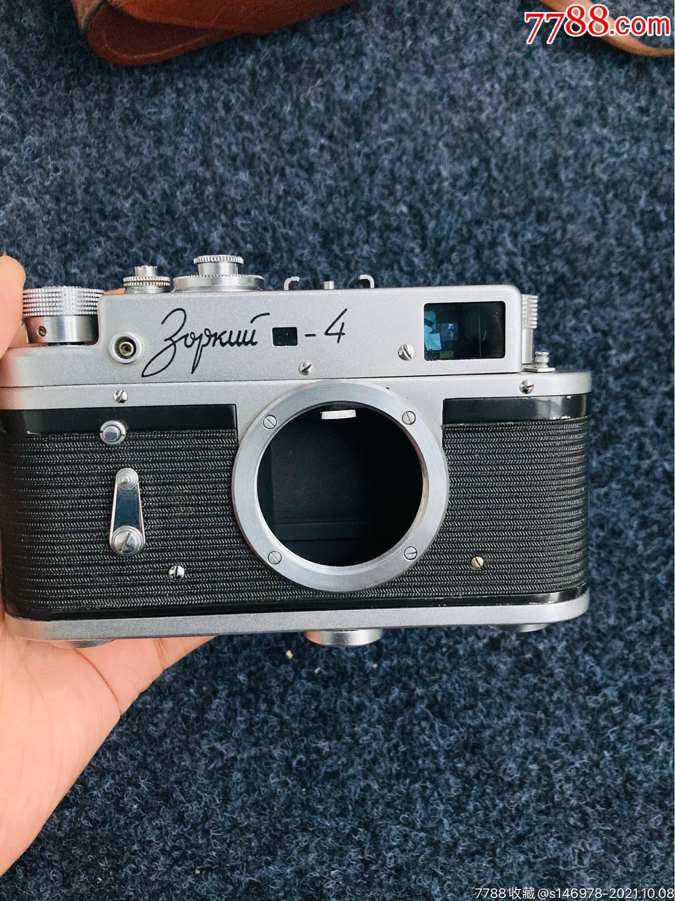 苏联仿徕卡相机卓耳基4_价格200元_第2张_