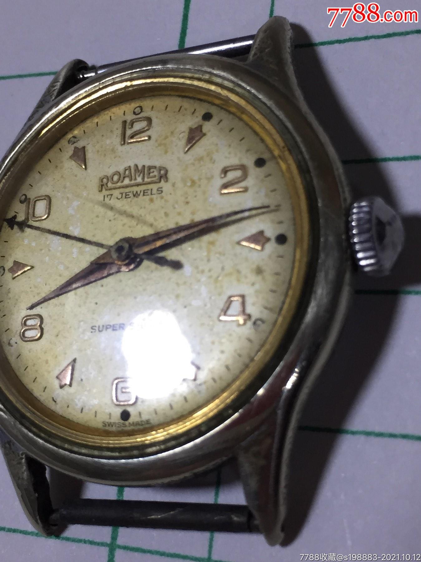罗马手表正常走动_价格192元_第4张_