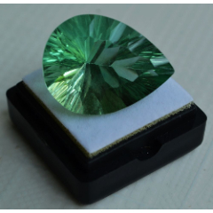 绿萤石巴西纯自然绿萤石33.90克拉(au28037354)_7788优游注册优游注册品