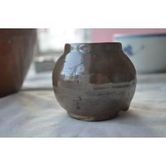 清代磁州窑文房器紫金釉小罐全品(au28042912)_7788收藏__收藏热线
