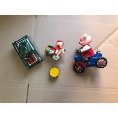 早期铁皮玩具一组合拍(au28148449)_7788收藏__收藏热线